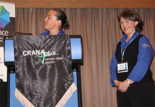 CRANAplus conference 2011