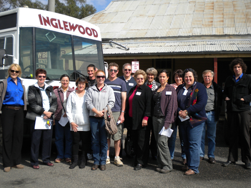 Newbridge group 2011