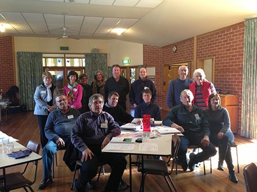 Alpine Valley Vignerons share their last SFF workshop