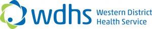 Western District Health Service logo