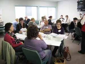 Sustainable Farm Families - Train the Trainer session