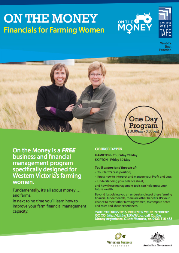 On the Money - Financials for Farming Women