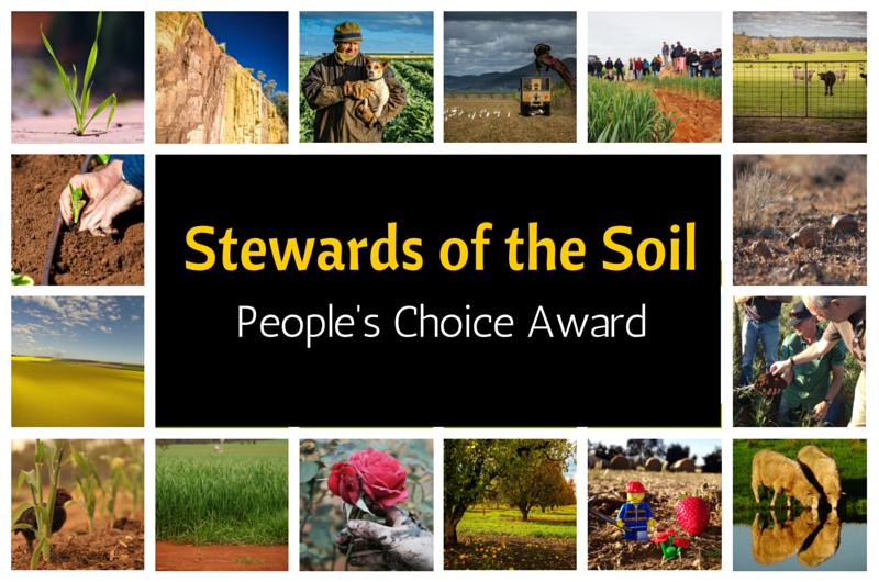 Stewards of the Soil - People's Choice Award - National Centre for Farmer Health